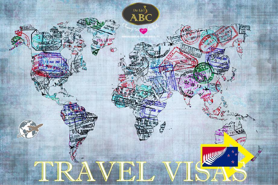 Làm Visa đi Công tác New Zealand